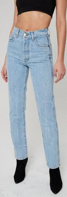 Revice Denim Tommy Wash High Waisted jeans