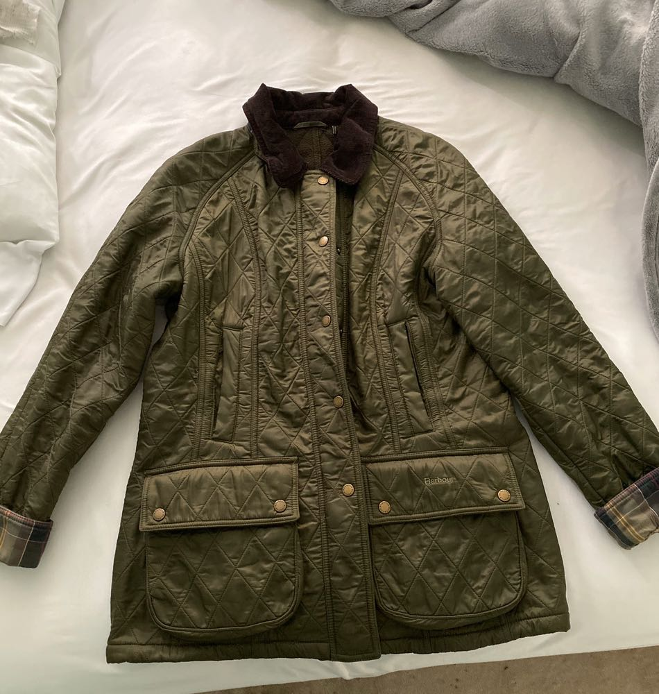 barbour beadnell quilted