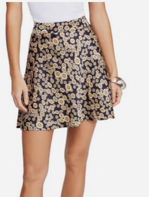 Free People Sunflower Skirt