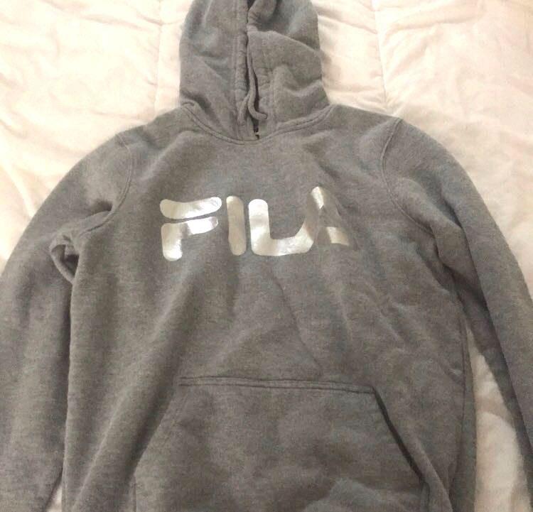 FILA File Hoodie Medium