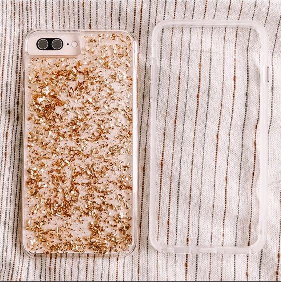 Case Mate Case-Mate 24K Gold Karat iPhone 7 Plus/8 Plus Case