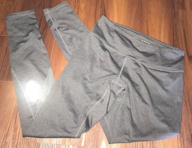 Reebok Grey Athletic Leggings
