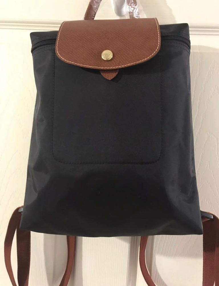 Longchamp backpack les pliages