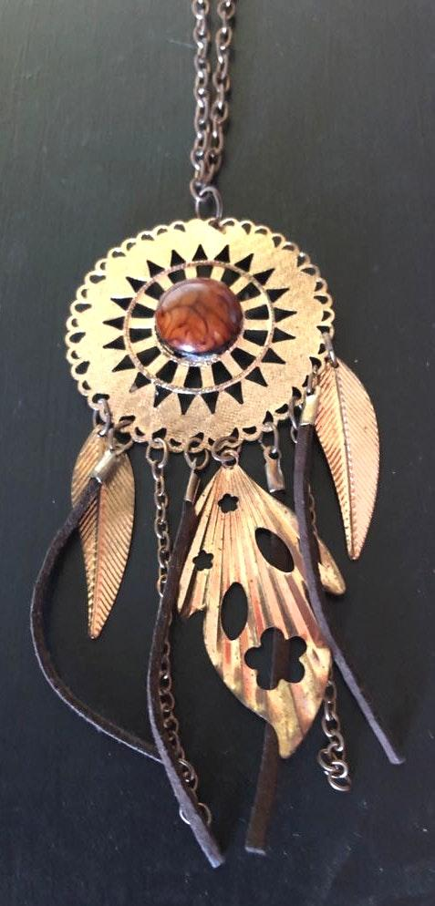 Handmade Rustic Necklace