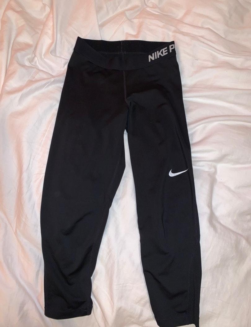 Nike black leggings just do it