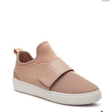Light Pink Steve Madden Sneakers   Curtsy
