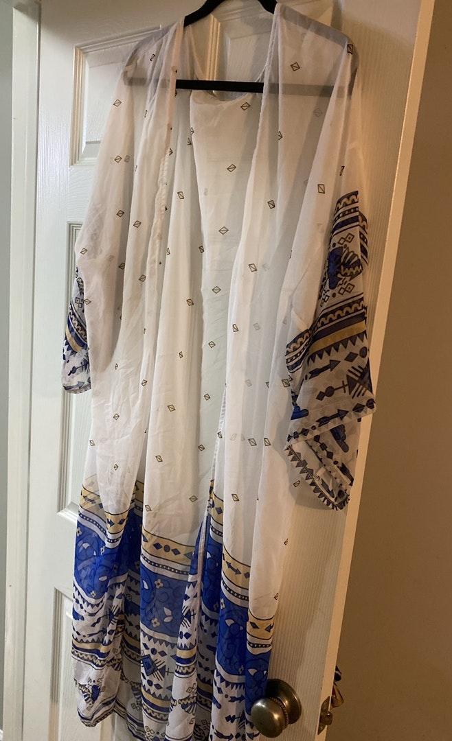Kimono Swim Cover Up Curtsy