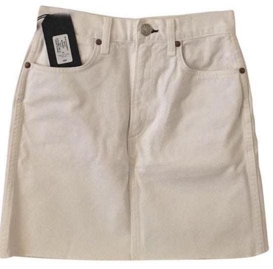 Rag & Bone white skirt brand new size 24