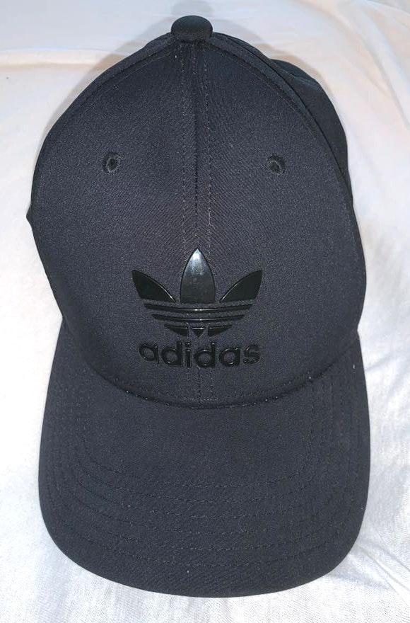 Adidas Black Baseball Hat