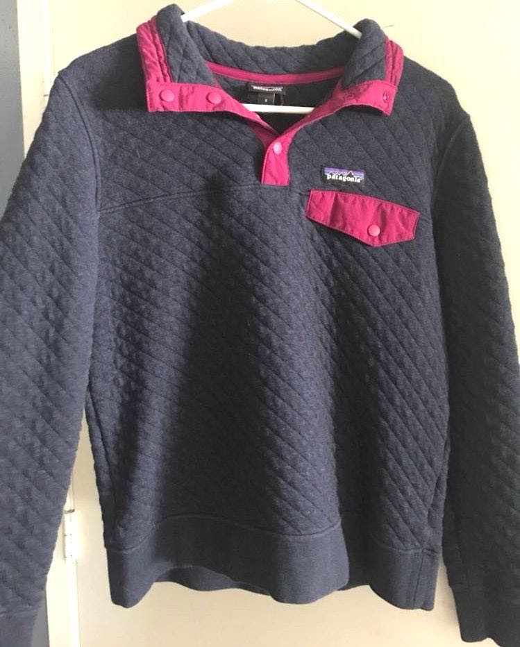 Patagonia Quilted Fleece Jacket
