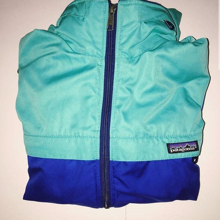 Patagonia Vintage Two Toned  Jacket