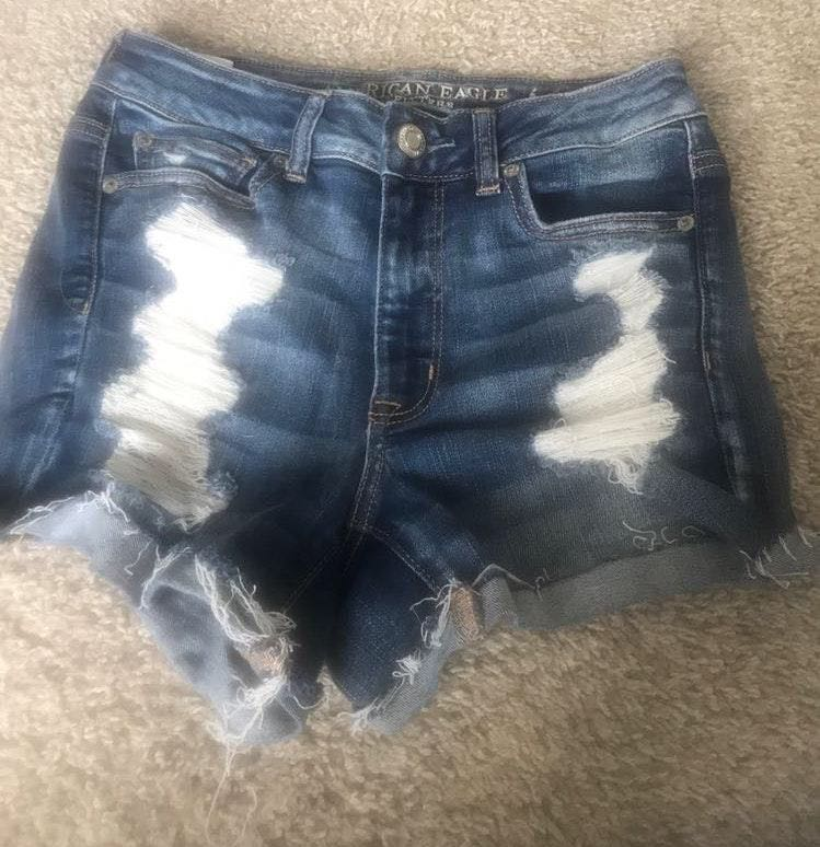 American Eagle Outfitters high-rise shortie