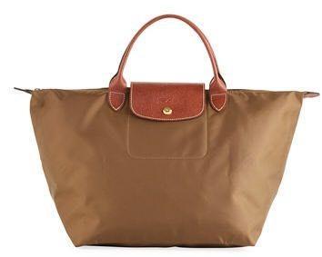 Longchamp Brown  Bag