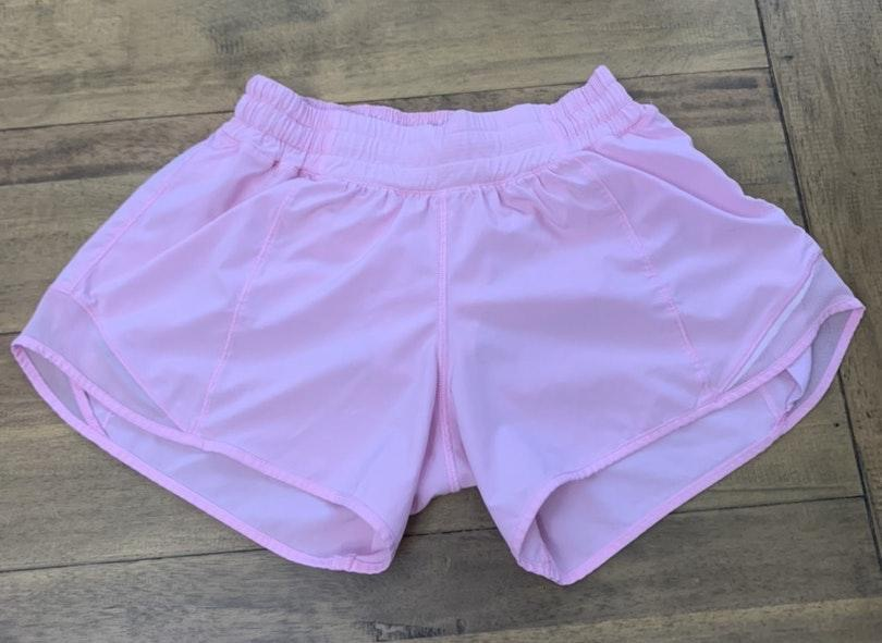 Lululemon Hotty Hot Miami Pink Curtsy
