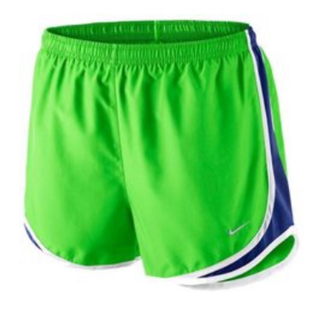 Nike Dri-Fit Neon Green/Blue/White