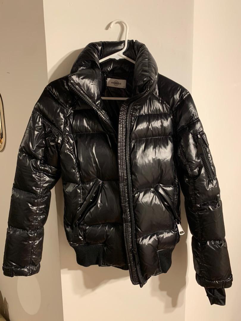 Lululemon Black Puffer Jacket