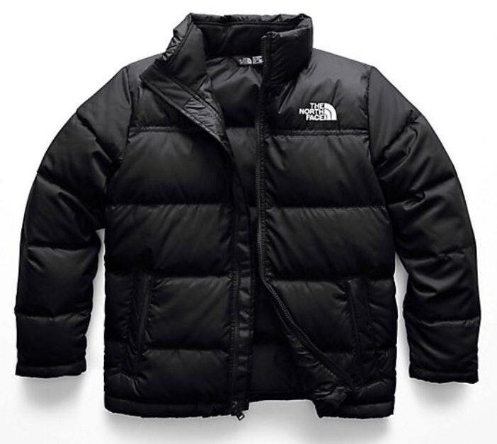 low priced really comfortable classic styles The North Face Black Puffer   Curtsy