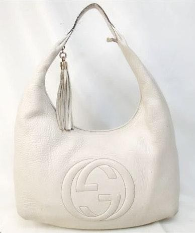 Gucci Authentic  Soho Interlocking