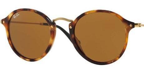 Ray-Ban Ray Ban Round Fleck Sunglasses