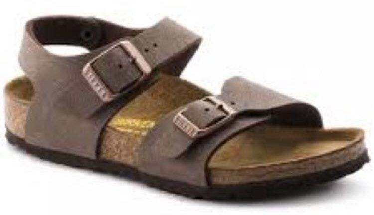 Birkenstock tan  sandals