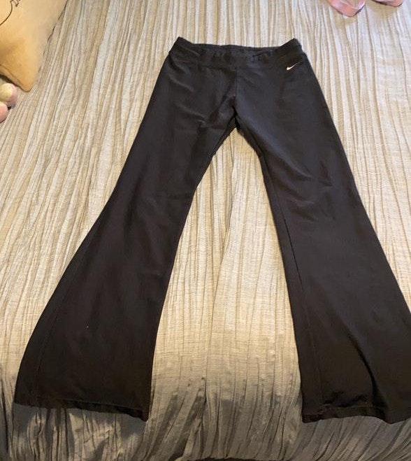Nike Black Dry Fit Yoga Pants Curtsy