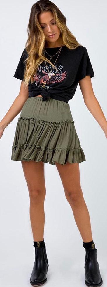 Princess Polly Marlowe Mini Skirt