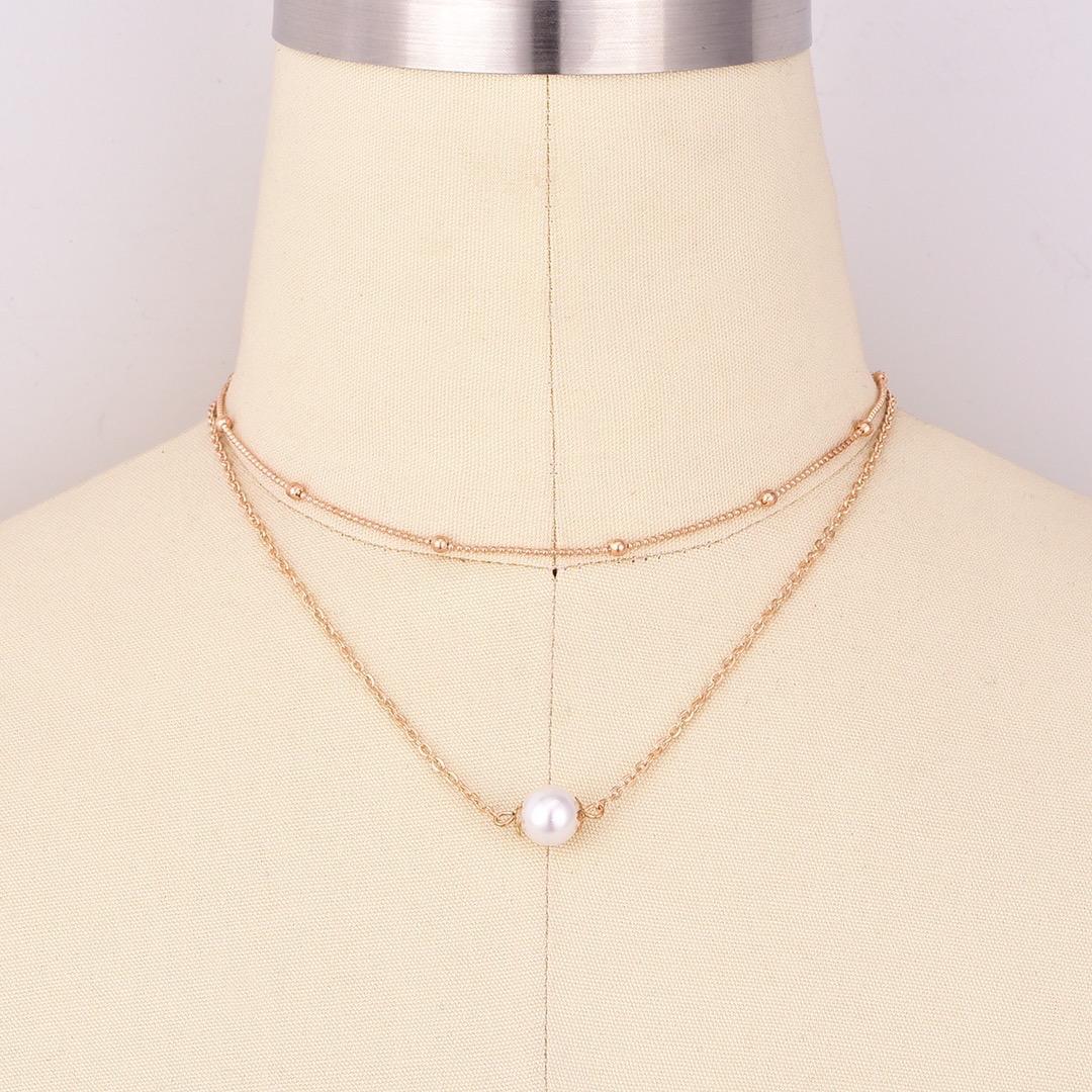 Boutique Pearl Necklace