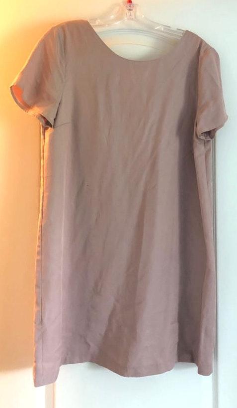 Lulus Mauve Dress