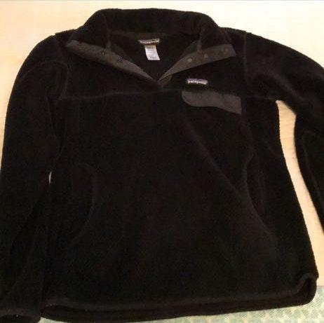 Patagonia Black  Pullover