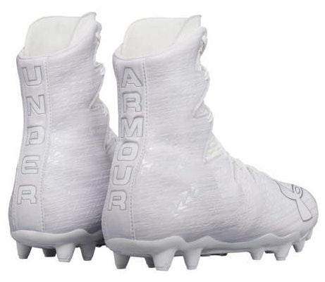 Adidas Highlight White Cleats