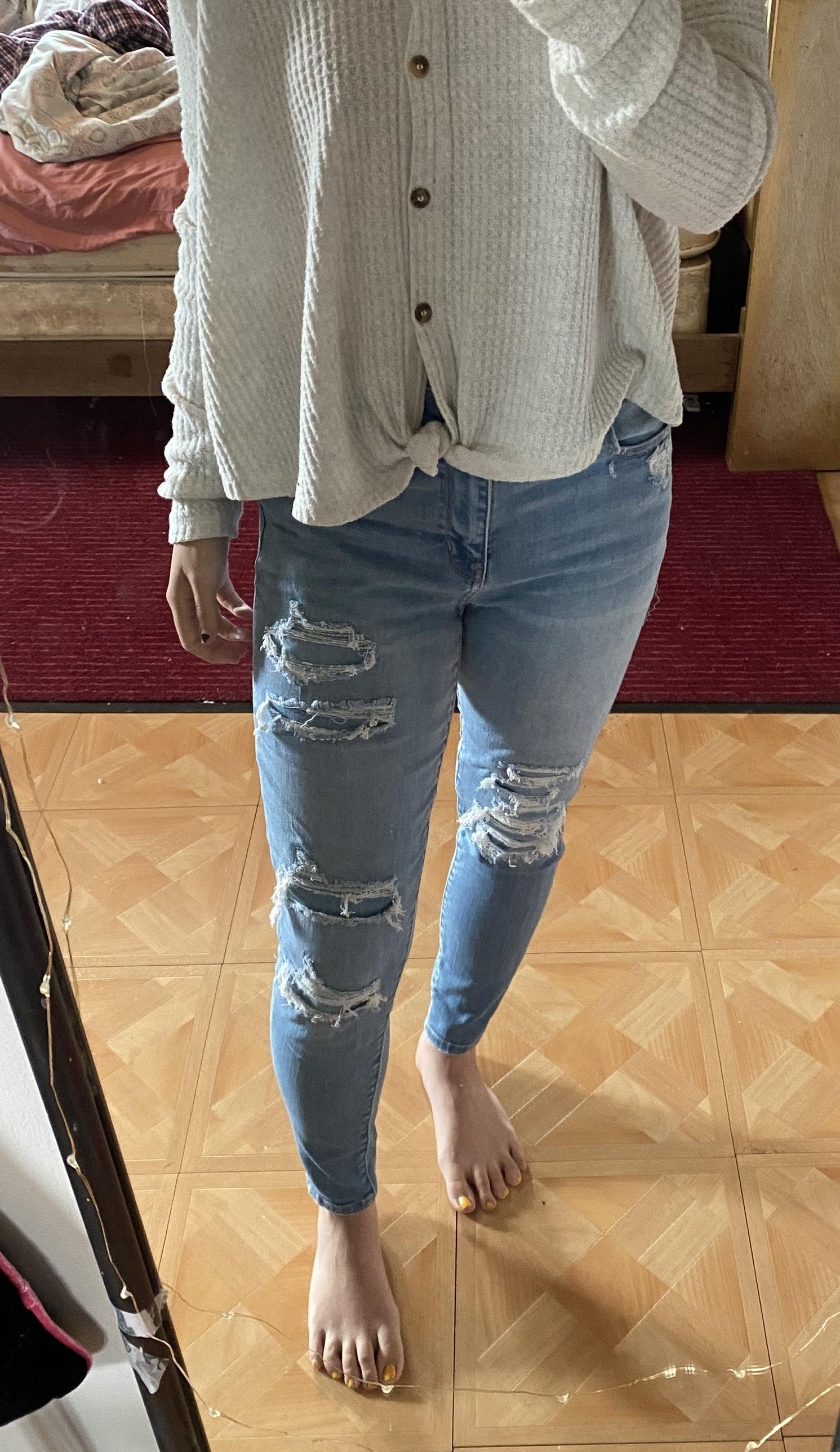 American Eagle Outfitters Jeans Size 8