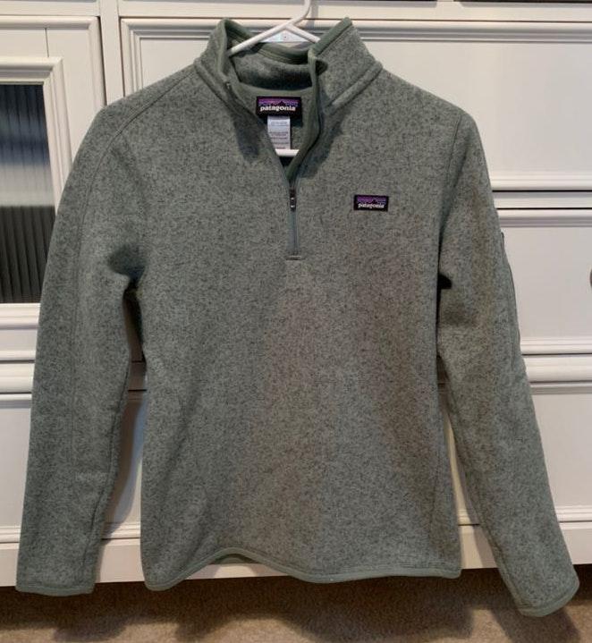 Patagonia Fleece Sweater