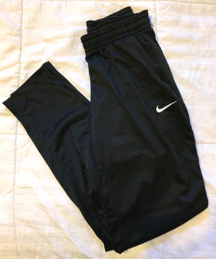 Nike All Black Soccer Pants
