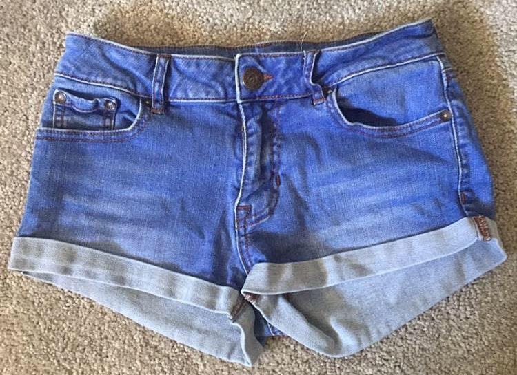 Pacsun  Blue Shorts