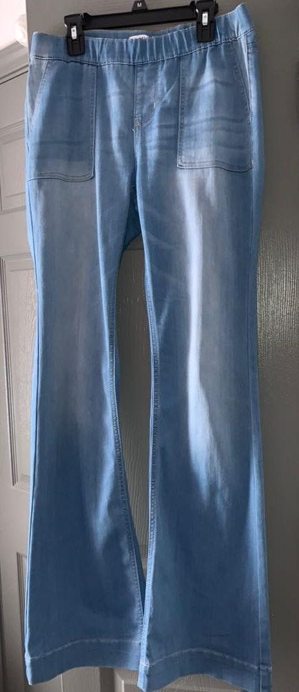 Cello Blue Jean Flares