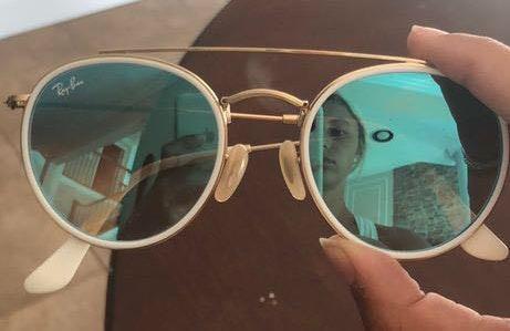 Ray-Ban Ray Ban Sun Glasses  New Blue