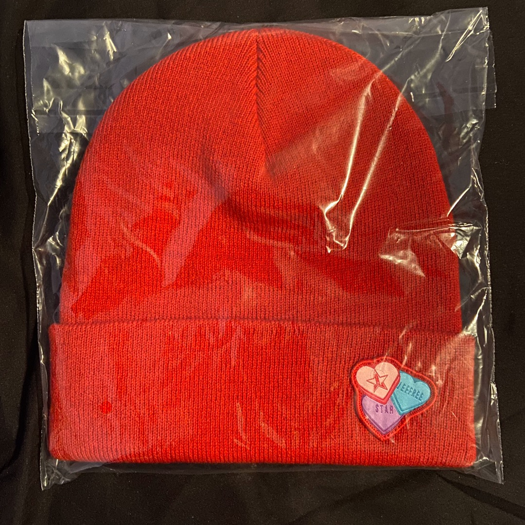 Boutique Jeffree Star Exclusive Valentine's Day Beanie
