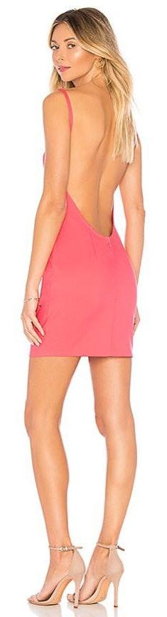 Revolve By The Way Petra Backless Dress