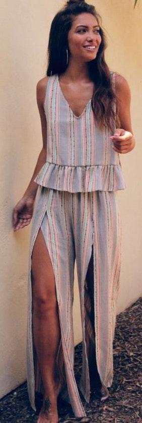 Sage the Label Bermuda Pant Set