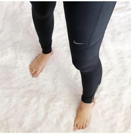 Nike Dri-Fit Zipper Leggings