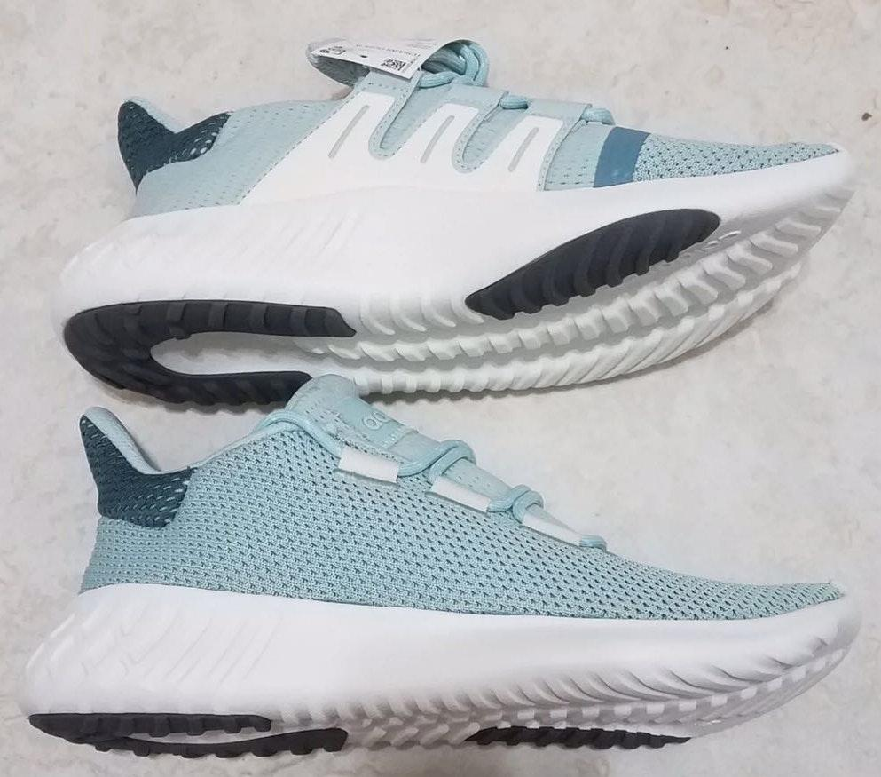 Adidas Tubular Turquoise Shoes Sz 8