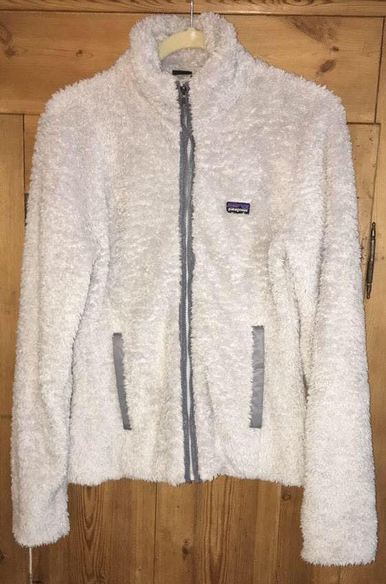 Patagonia Fuzzy Full Zip Jacket