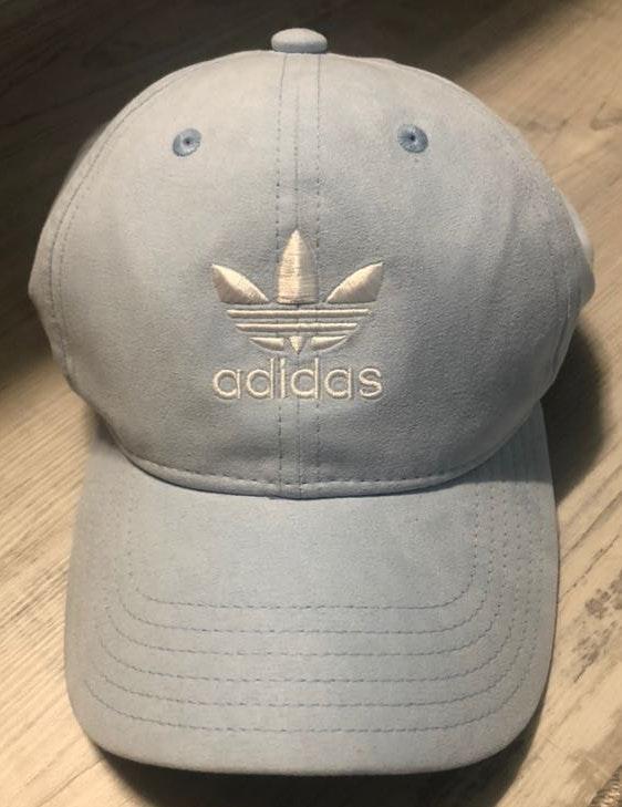 Adidas Baby Blue  Hat