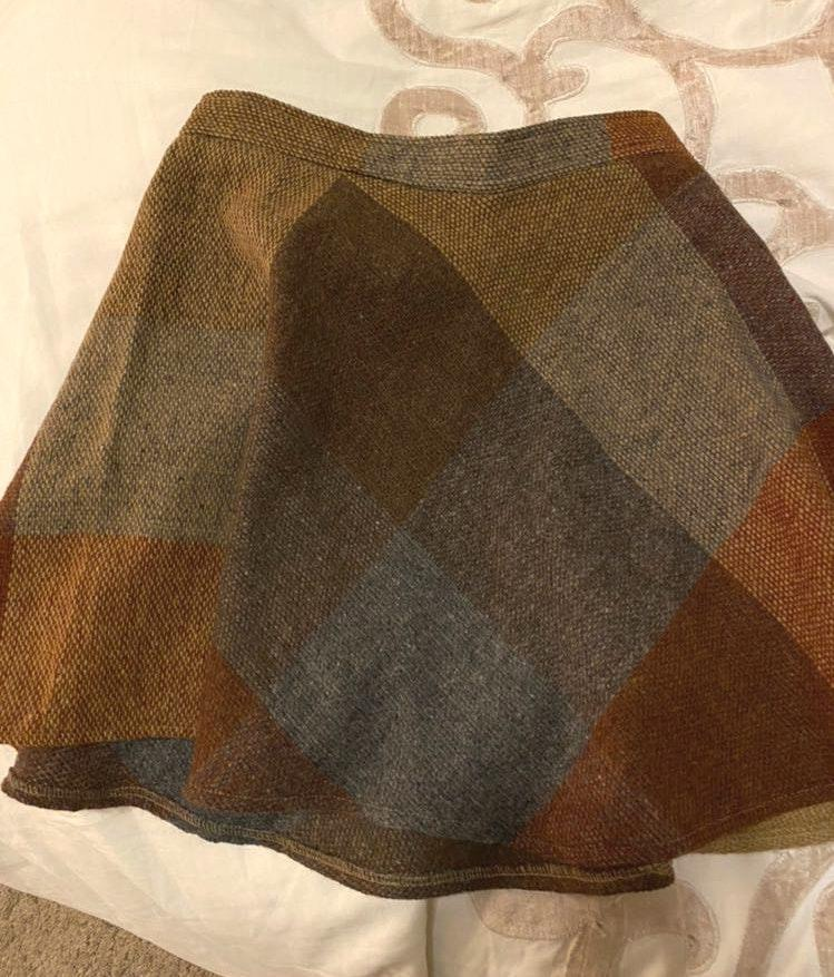 Urban Outfitters Plaid Skirt