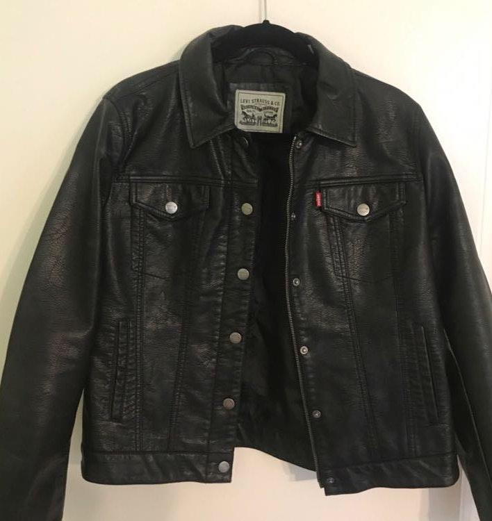 Levi's Levi Faux Leather Jacket