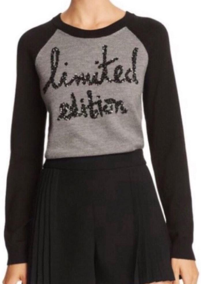 Alice + Olivia Limited Edition Sweater