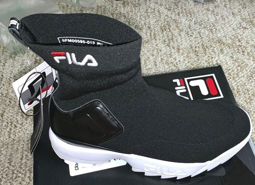FILA SOCK SHOES