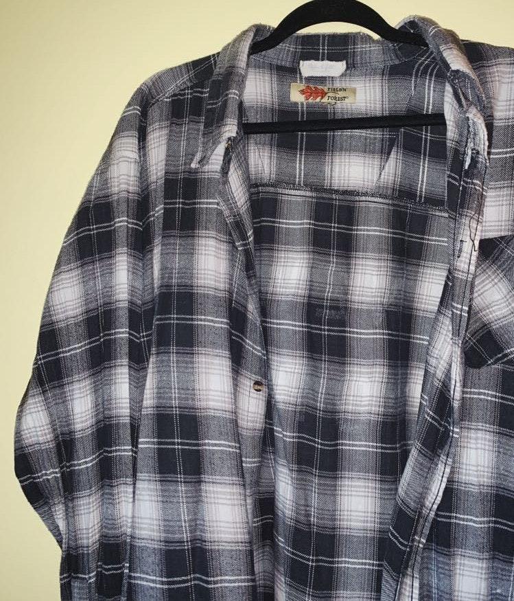 Oversized New York flannel