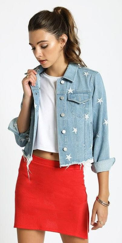 Denim Star Denim Jacket