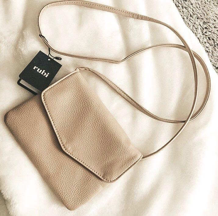 Cotton On Blush Colored Side Bag